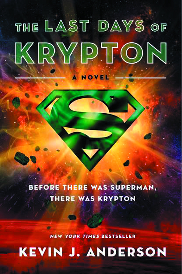 LAST DAYS OF KRYPTON SC