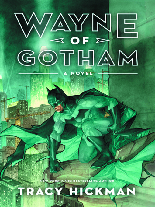 WAYNE OF GOTHAM NOVEL SC
