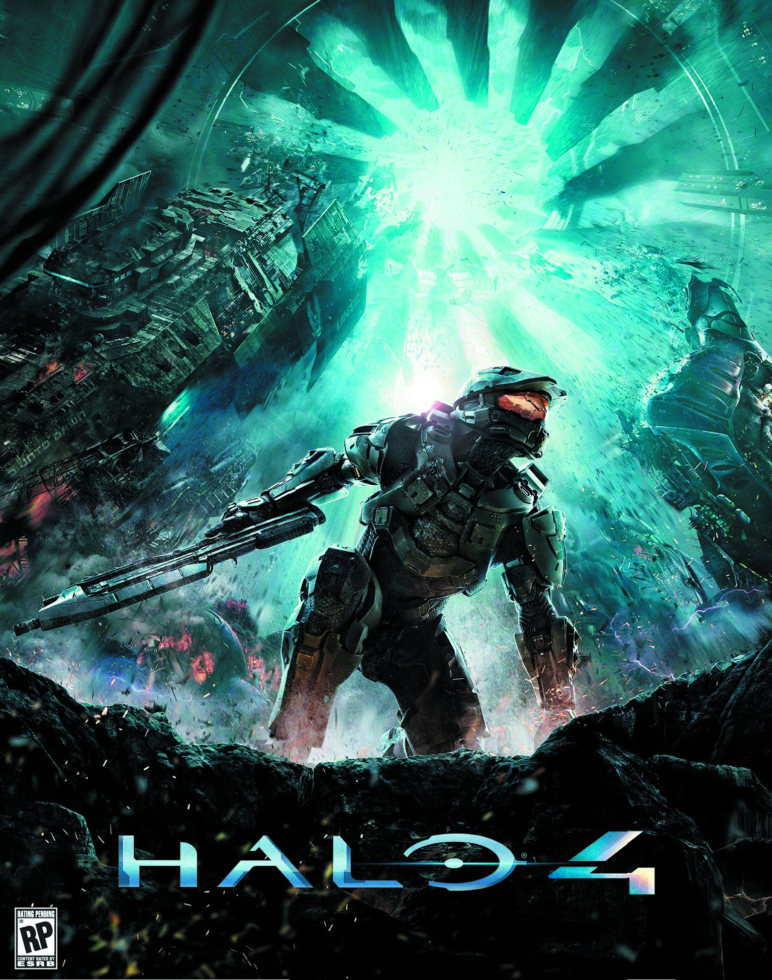 ART OF HALO 4 HC