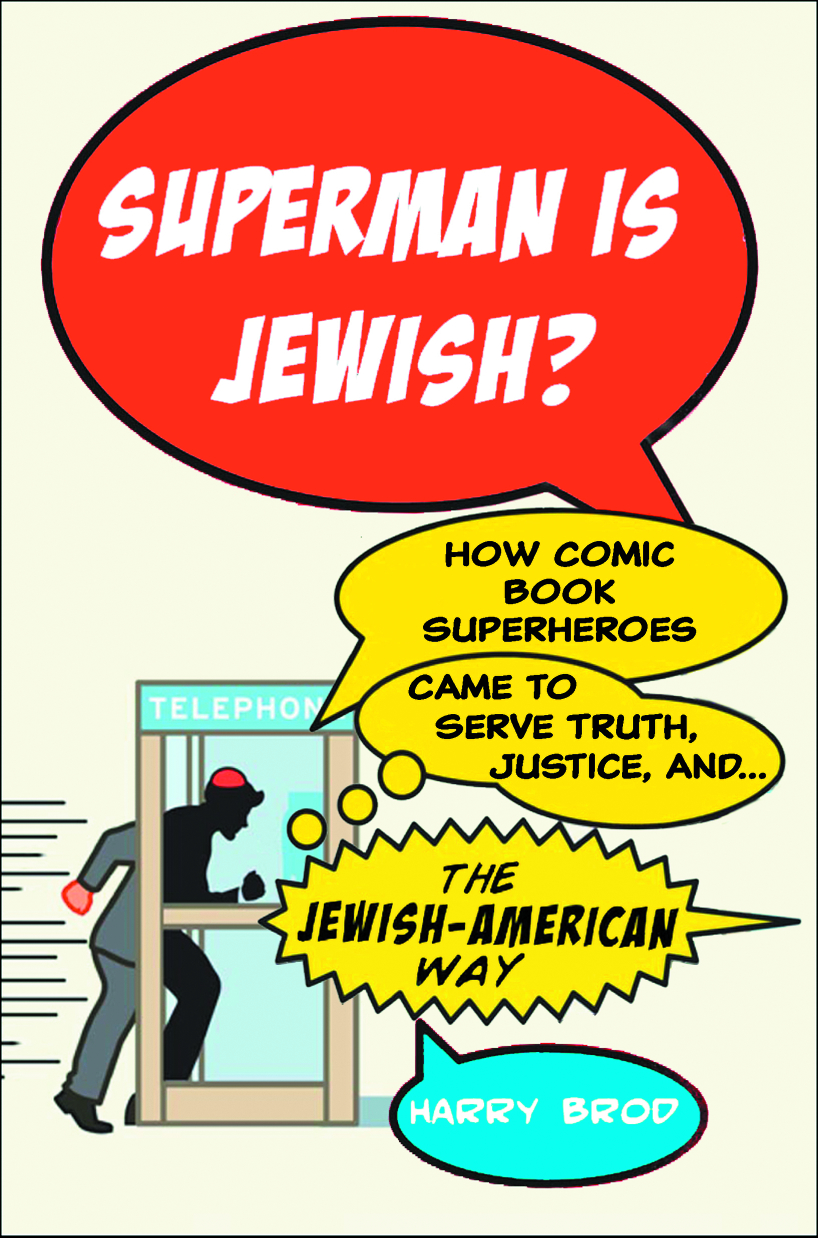 SUPERMAN IS JEWISH HC
