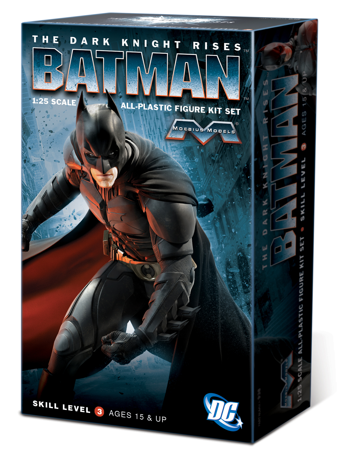 DARK KNIGHT 1/25 SCALE FIGURE SET
