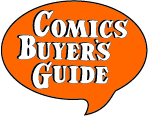 COMICS BUYERS GUIDE #1698