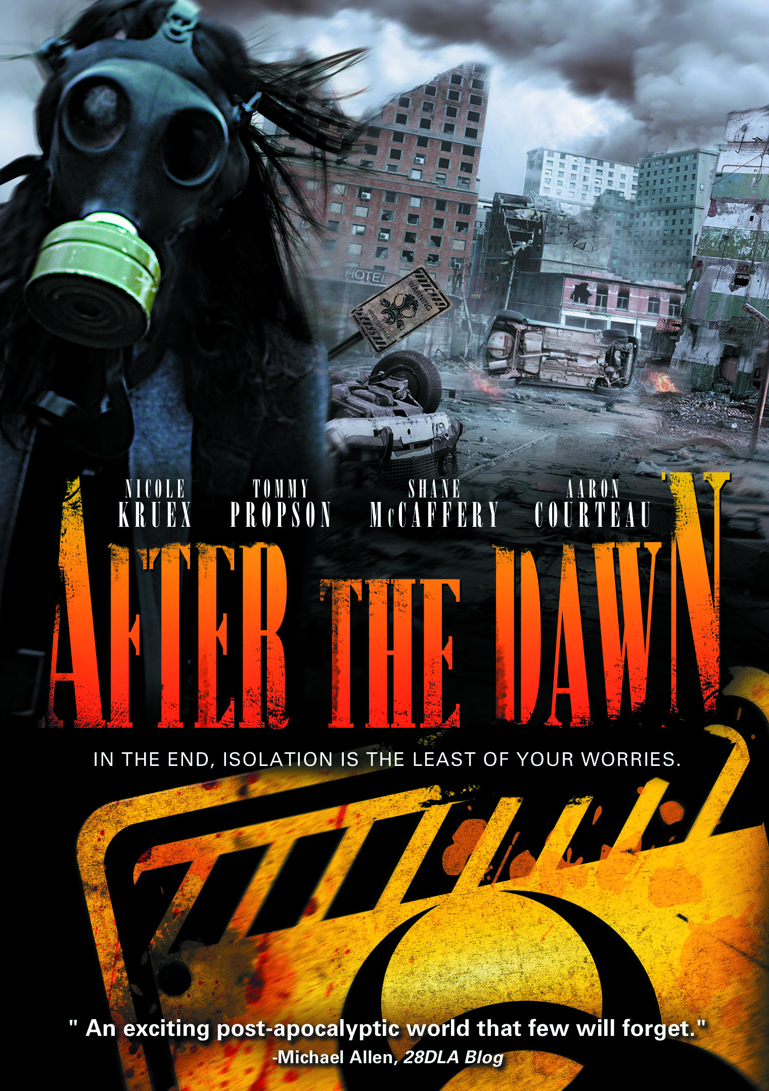 AFTER THE DAWN DVD