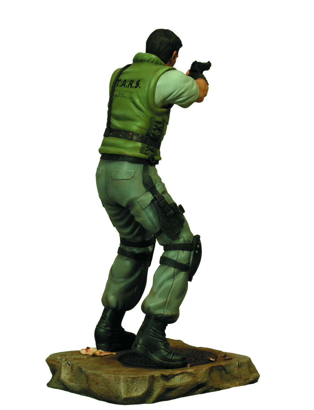RESIDENT EVIL CHRIS REDFIELD 1/6 SCALE STATUE