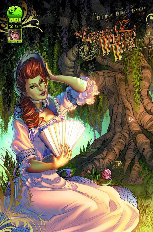 LEGEND OF OZ THE WICKED WEST ONGOING #2