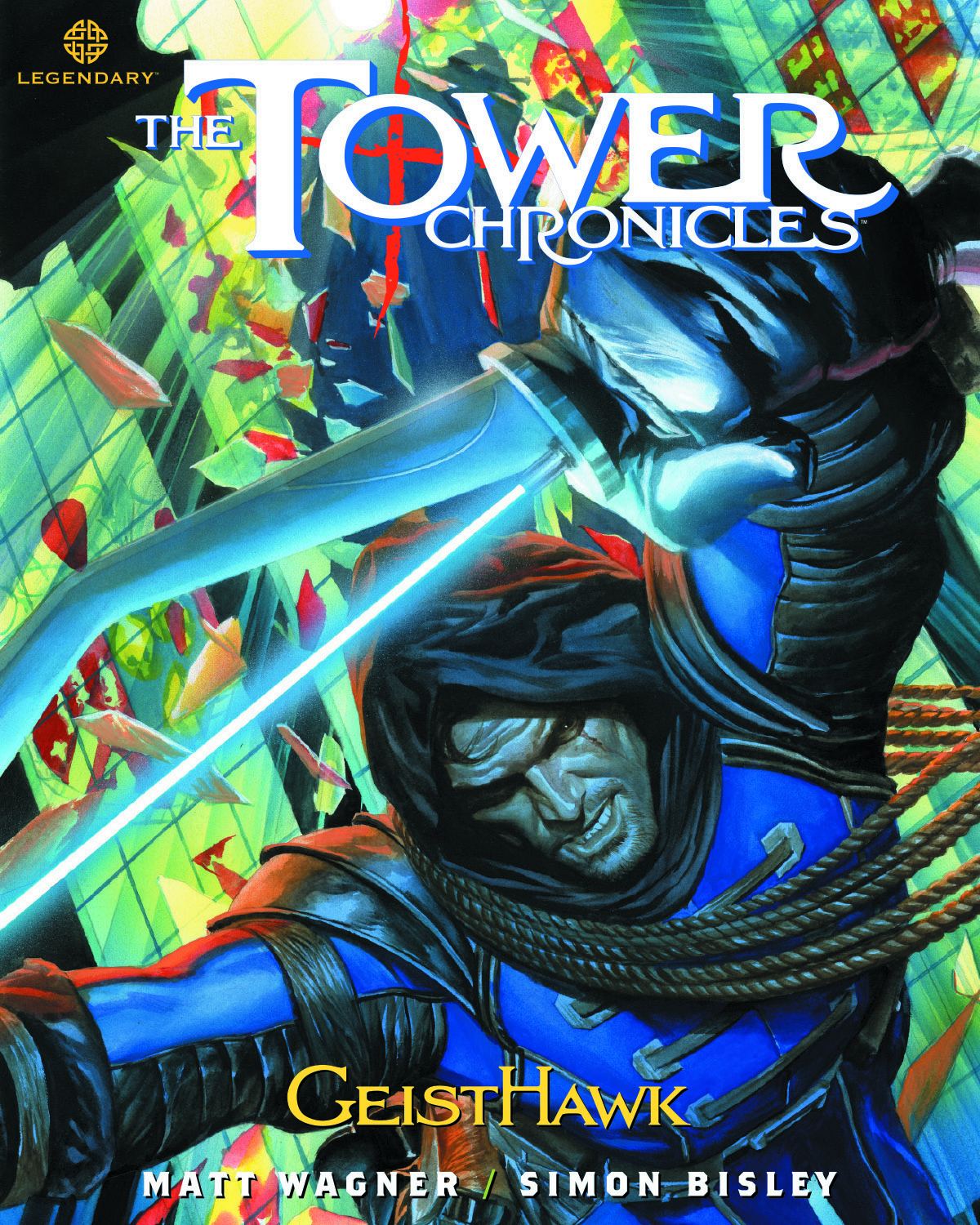 TOWER CHRONICLES GN VOL 02