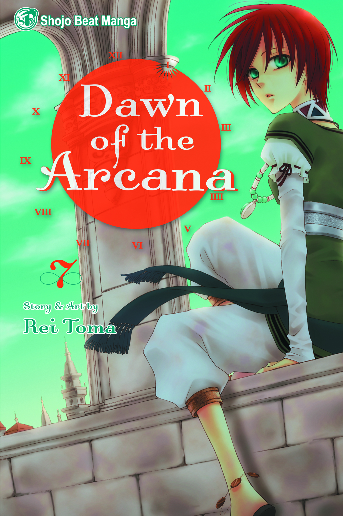 DAWN OF THE ARCANA GN VOL 07