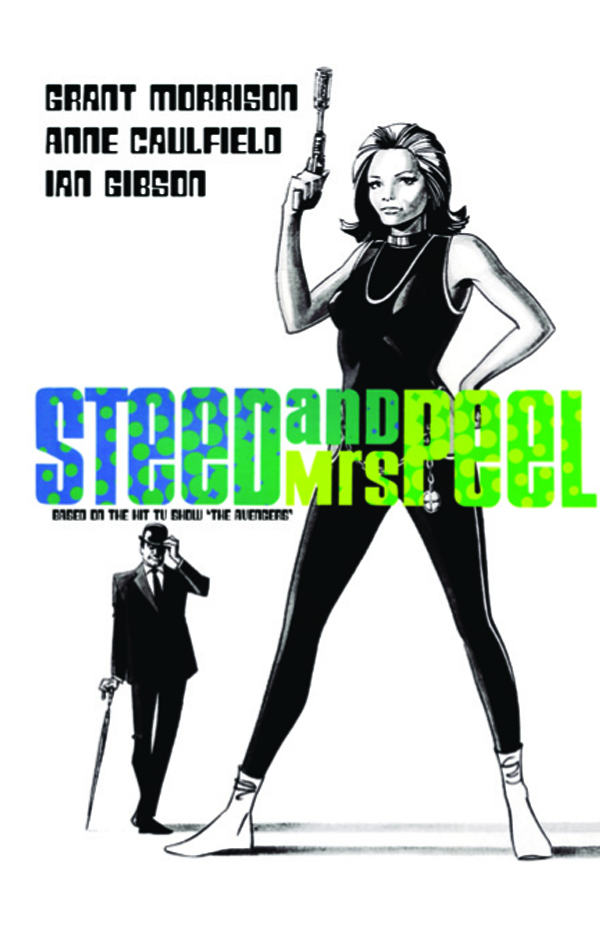 STEED & MRS PEEL TP GOLDEN GAME