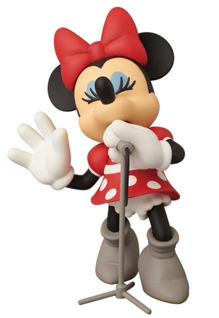 DISNEY X ROEN MINNIE MOUSE VCD SOLO VER