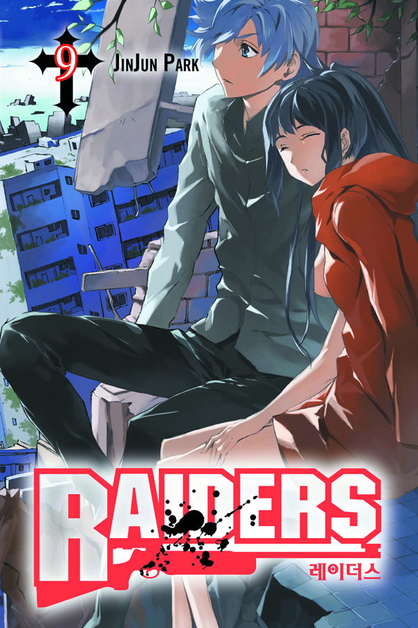 RAIDERS GN VOL 09