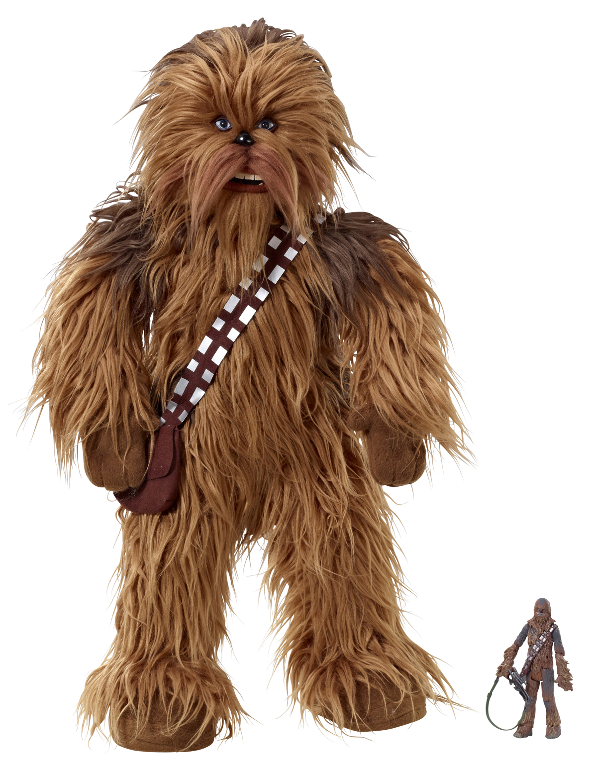 SW REALISTIC TALKING 24IN CHEWBACCA PLUSH