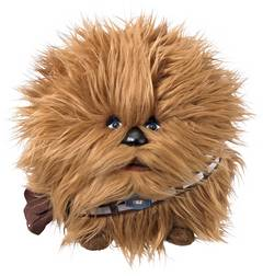 SW CHEWBACCA 7IN TALKING PLUSH BALL