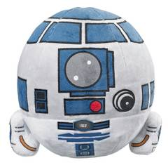 SW R2-D2 7IN TALKING PLUSH BALL