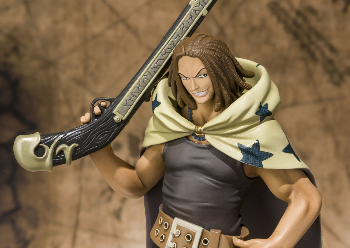 ONE PIECE YASOPP FIGUARTS ZERO FIG