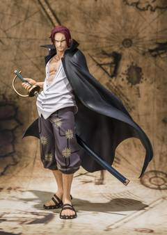 ONE PIECE SHANKS FIGUARTS ZERO FIG FIGHT VER