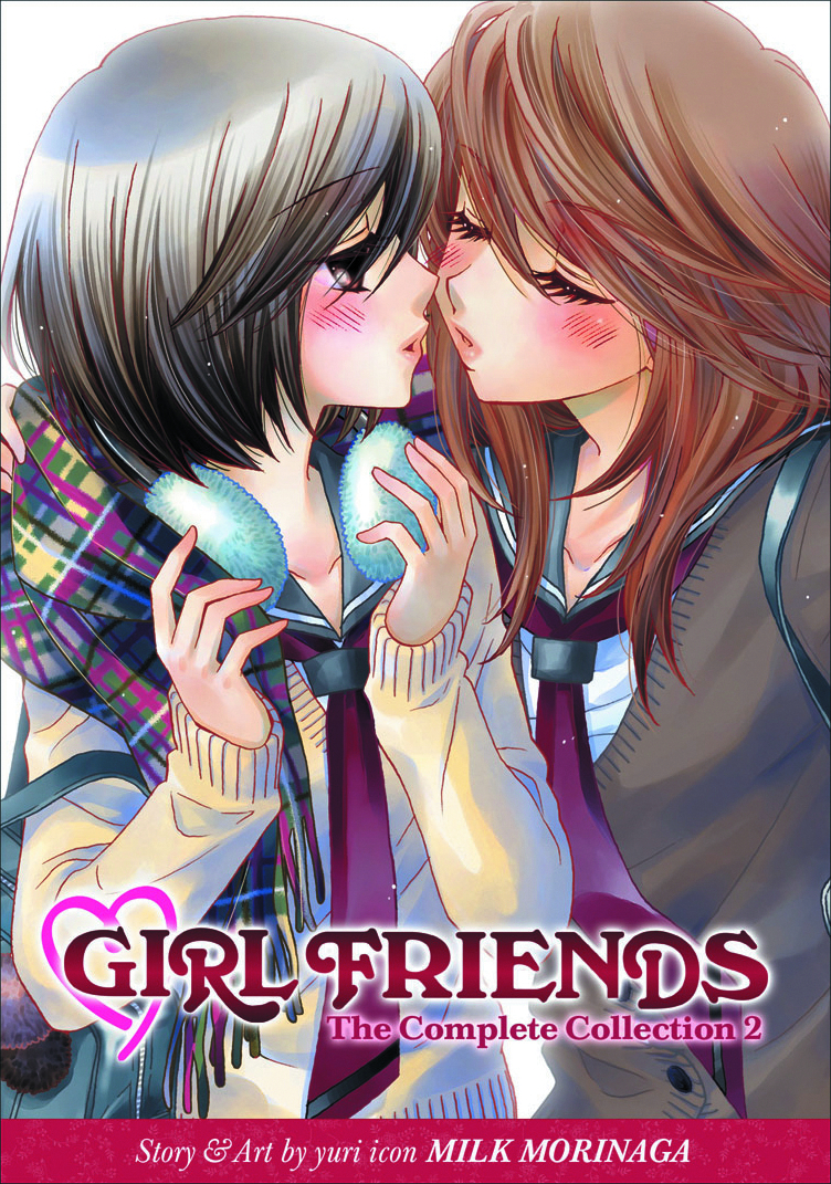 GIRL FRIENDS COMPLETE COLL TP VOL 02 (OF 2)