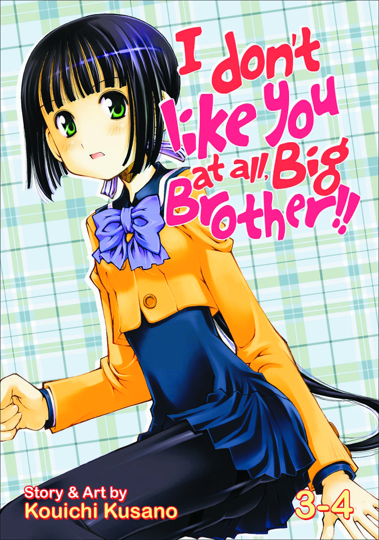 I DONT LIKE YOU AT ALL BIG BROTHER GN COLL ED VOL 02 (MR)