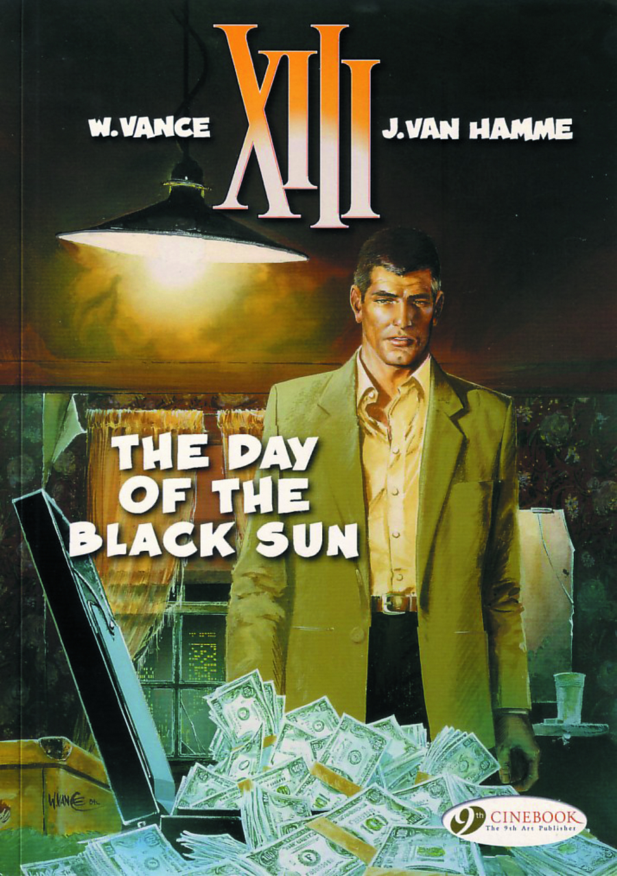 XIII CINEBOOK ED GN VOL 01 DAY O/T BLACK SUN
