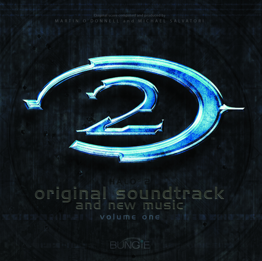 HALO 2 OST CD
