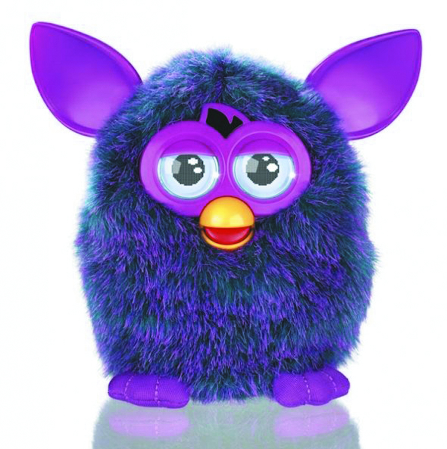 FURBY 4-PC HOT ASST