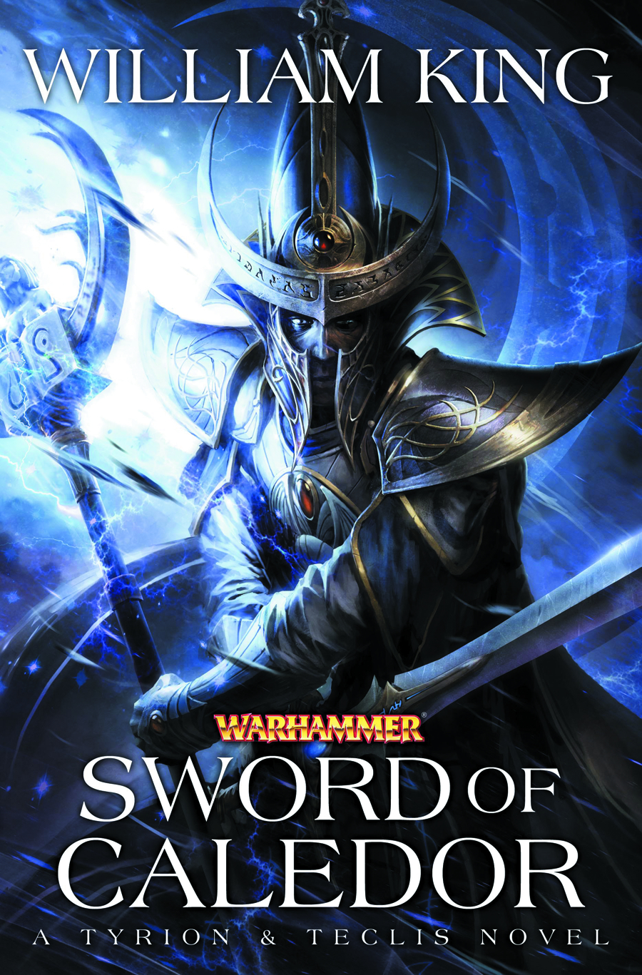 WARHAMMER SWORD OF CALEDOR HC