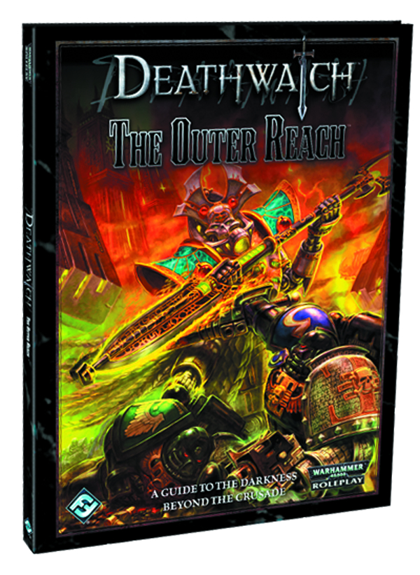 DEATHWATCH THE OUTER REACH