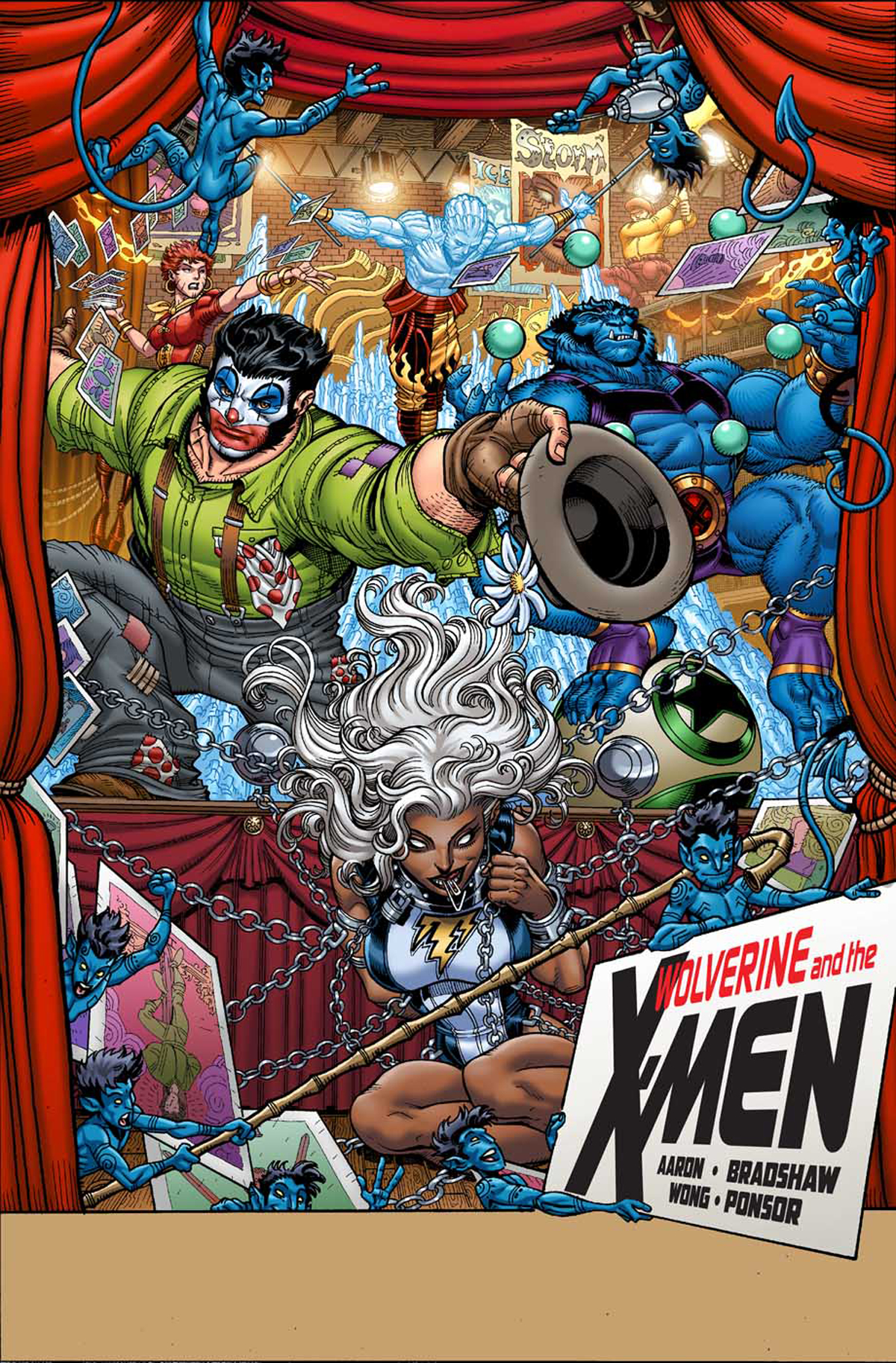 WOLVERINE AND X-MEN #20