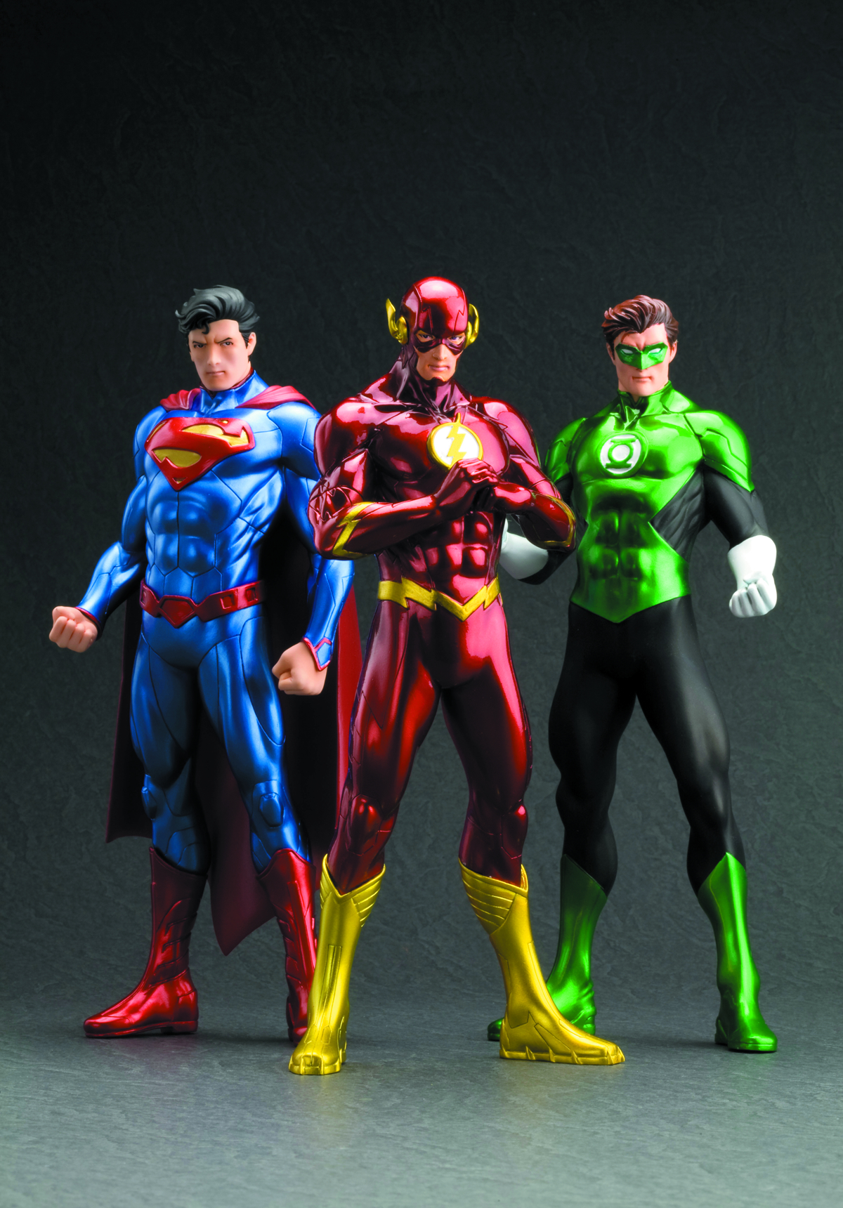 DC COMICS FLASH ARTFX+ STATUE NEW 52 VER