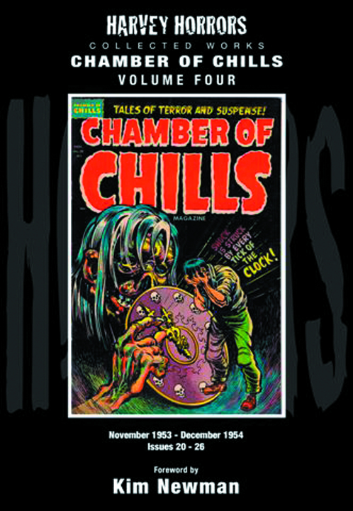 HARVEY HORRORS COLL WORKS CHAMBER OF CHILLS HC VOL 04