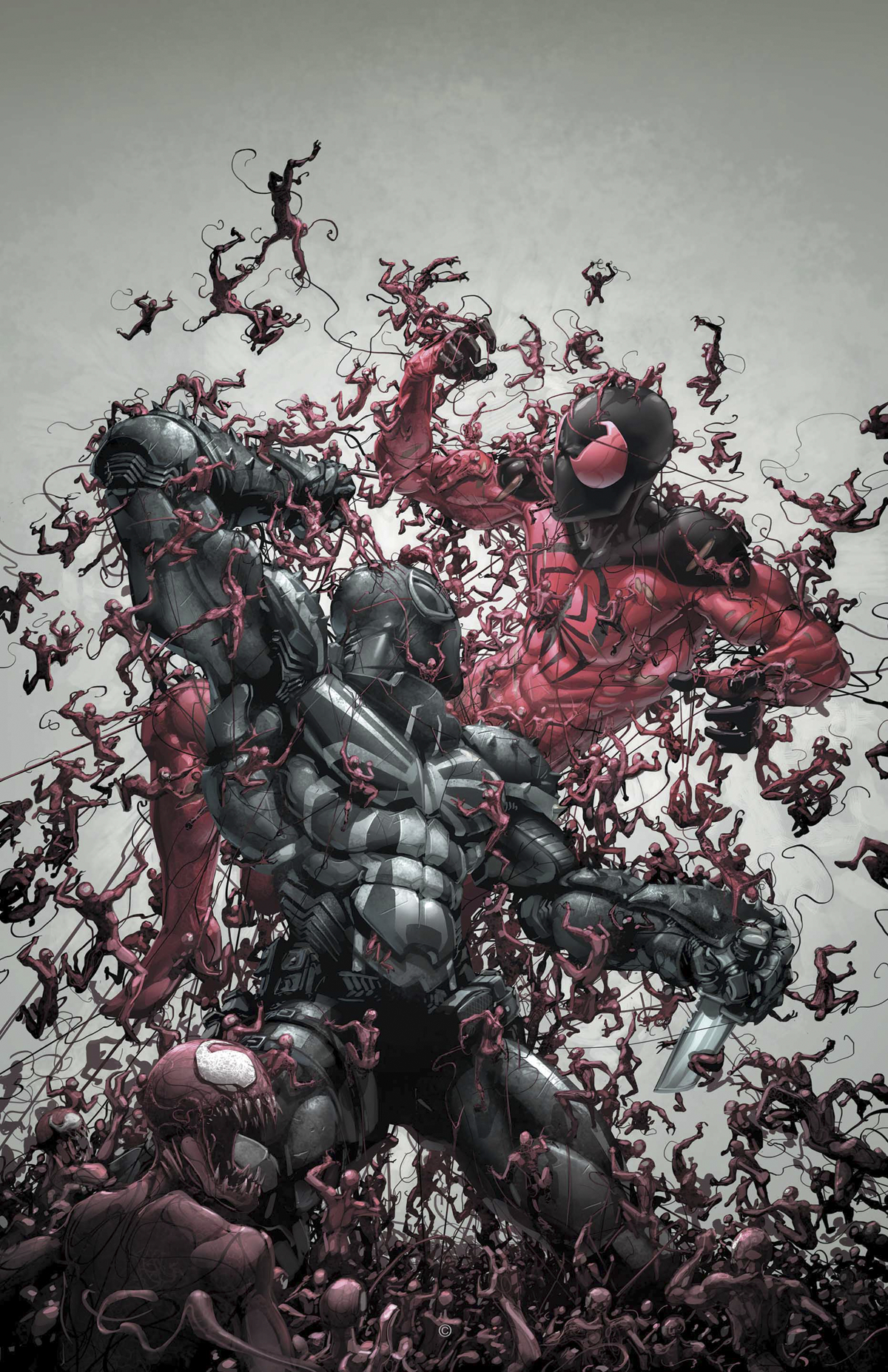 MINIMUM CARNAGE OMEGA #1