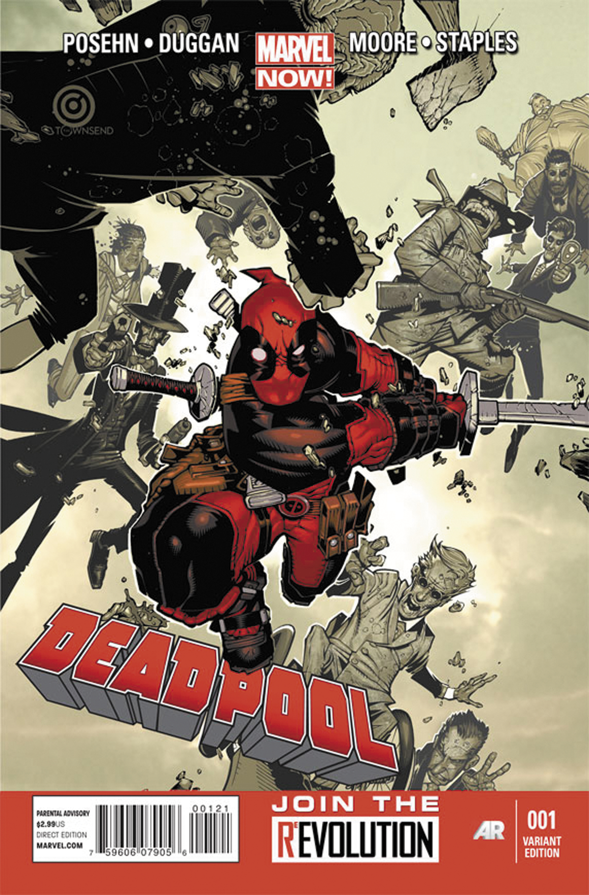 DEADPOOL #2 NOW