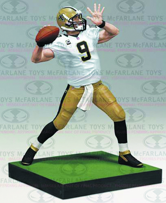 TMP SPORTS NFL SERIES 31 DREW BREES AF CS