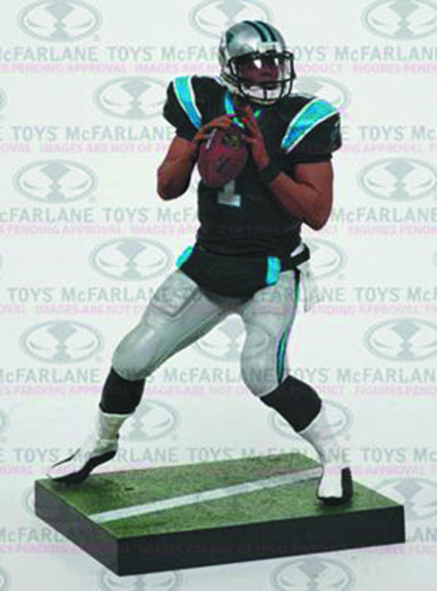 TMP SPORTS NFL SERIES 31 CAM NEWTON AF CS