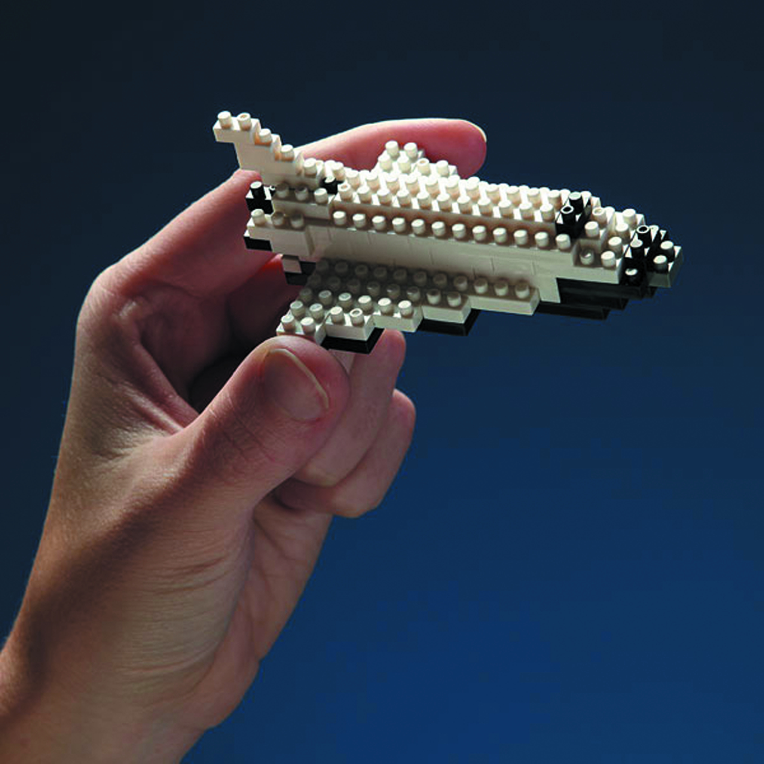 NANOBLOCK SPACE SHUTTLE SET