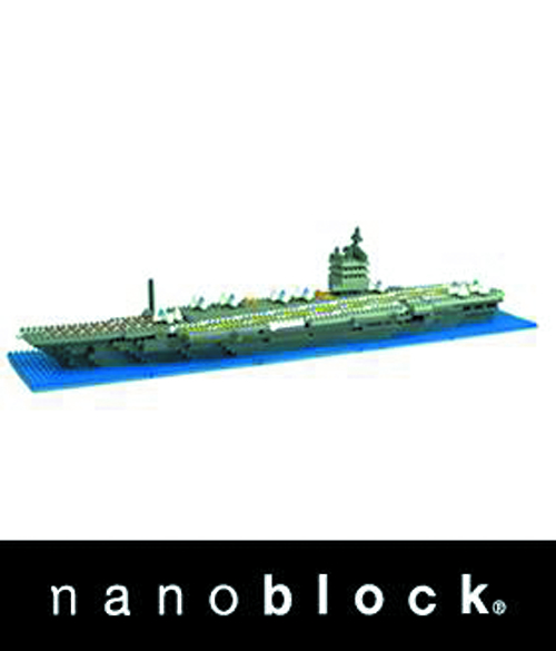 NANOBLOCK USS ENTERPRISE SET