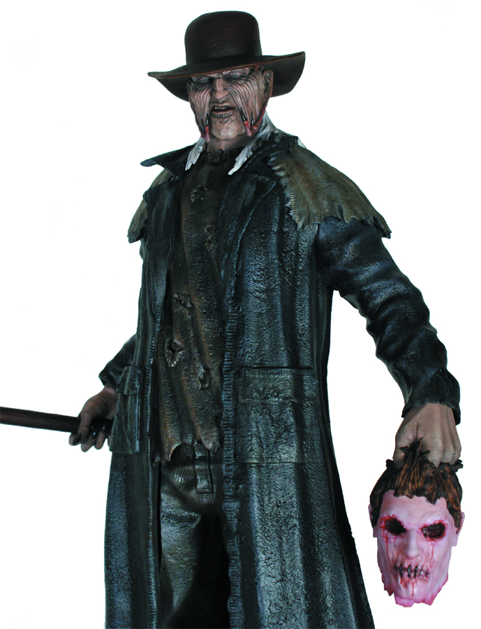 JEEPERS CREEPERS CREEPER 1/4 SCALE STATUE