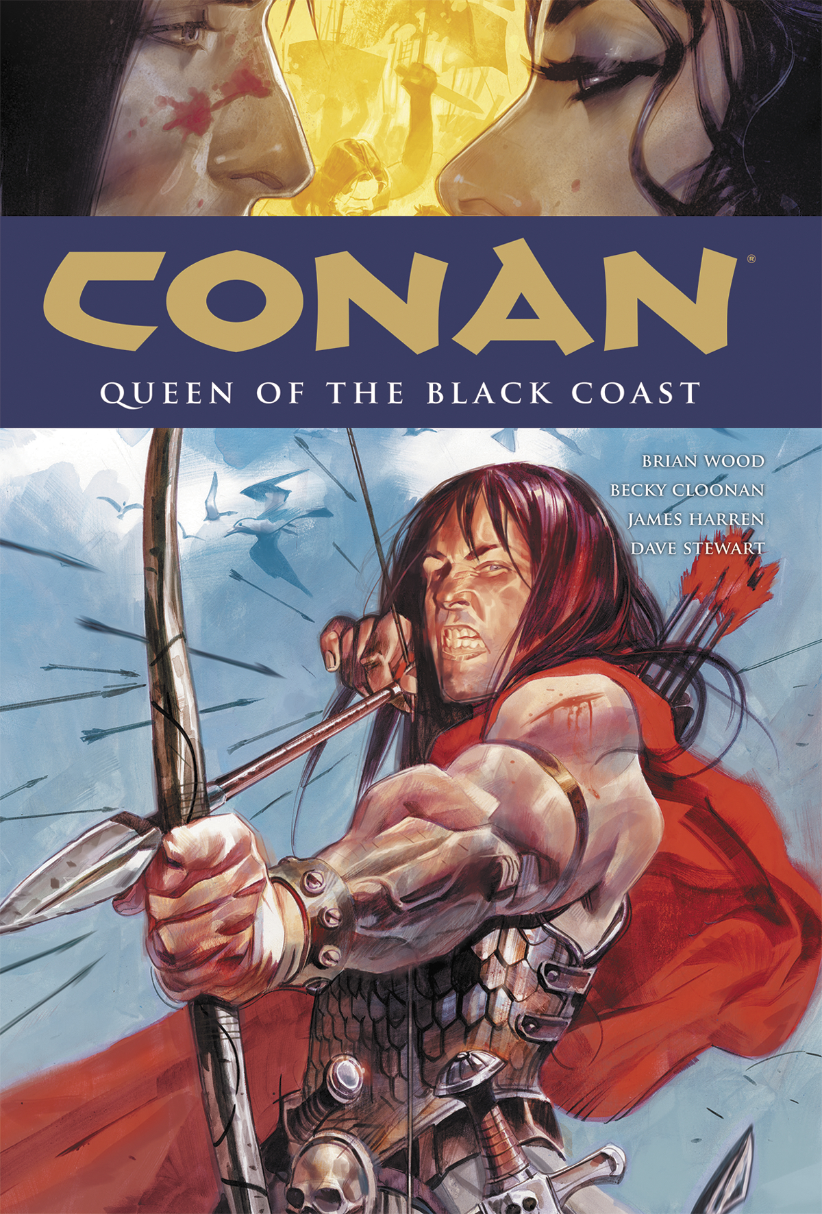 CONAN HC VOL 13 QUEEN OF BLACK COAST