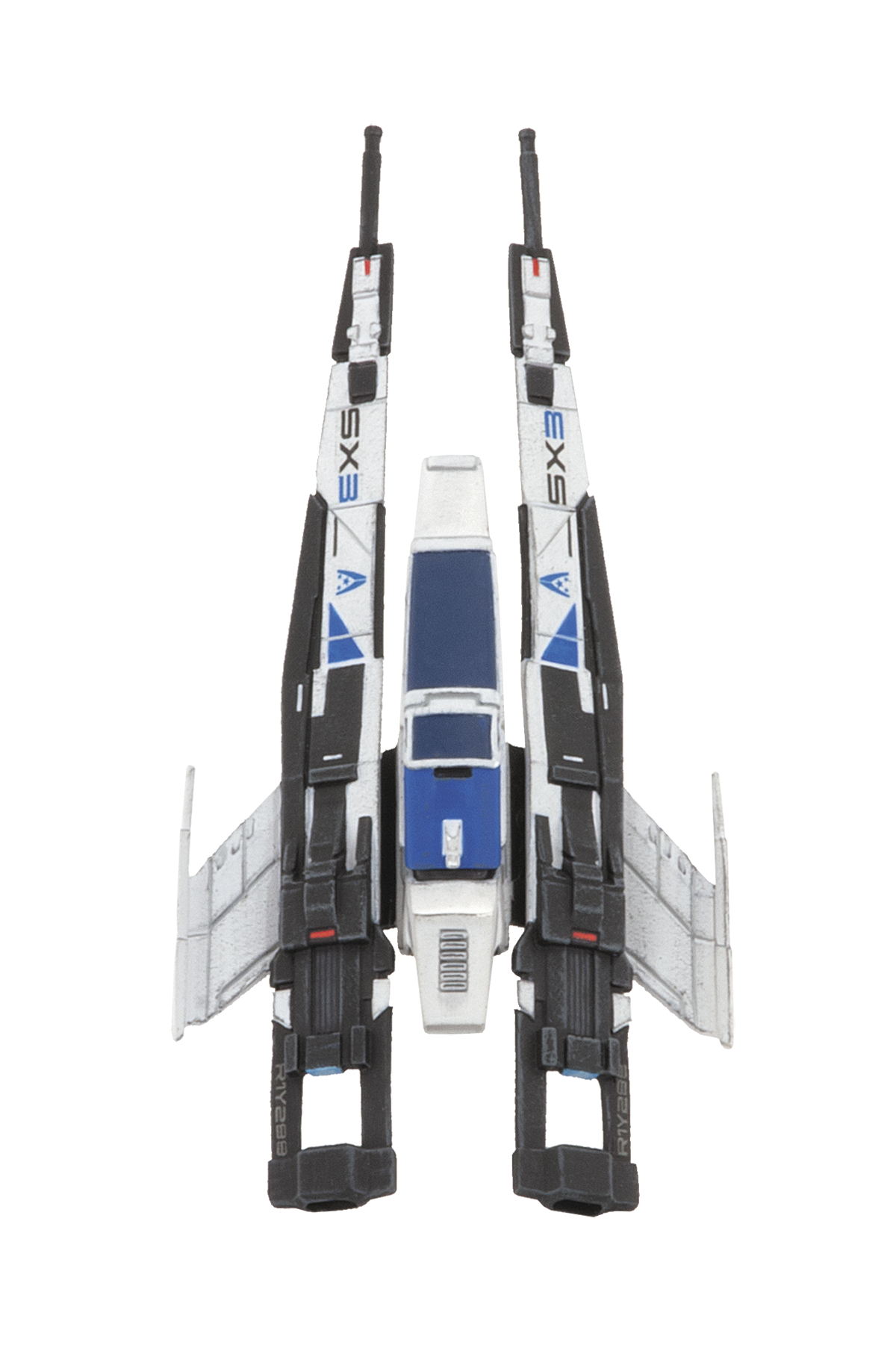 MASS EFFECT SX3 ALLIANCE FIGHTER REPLICA