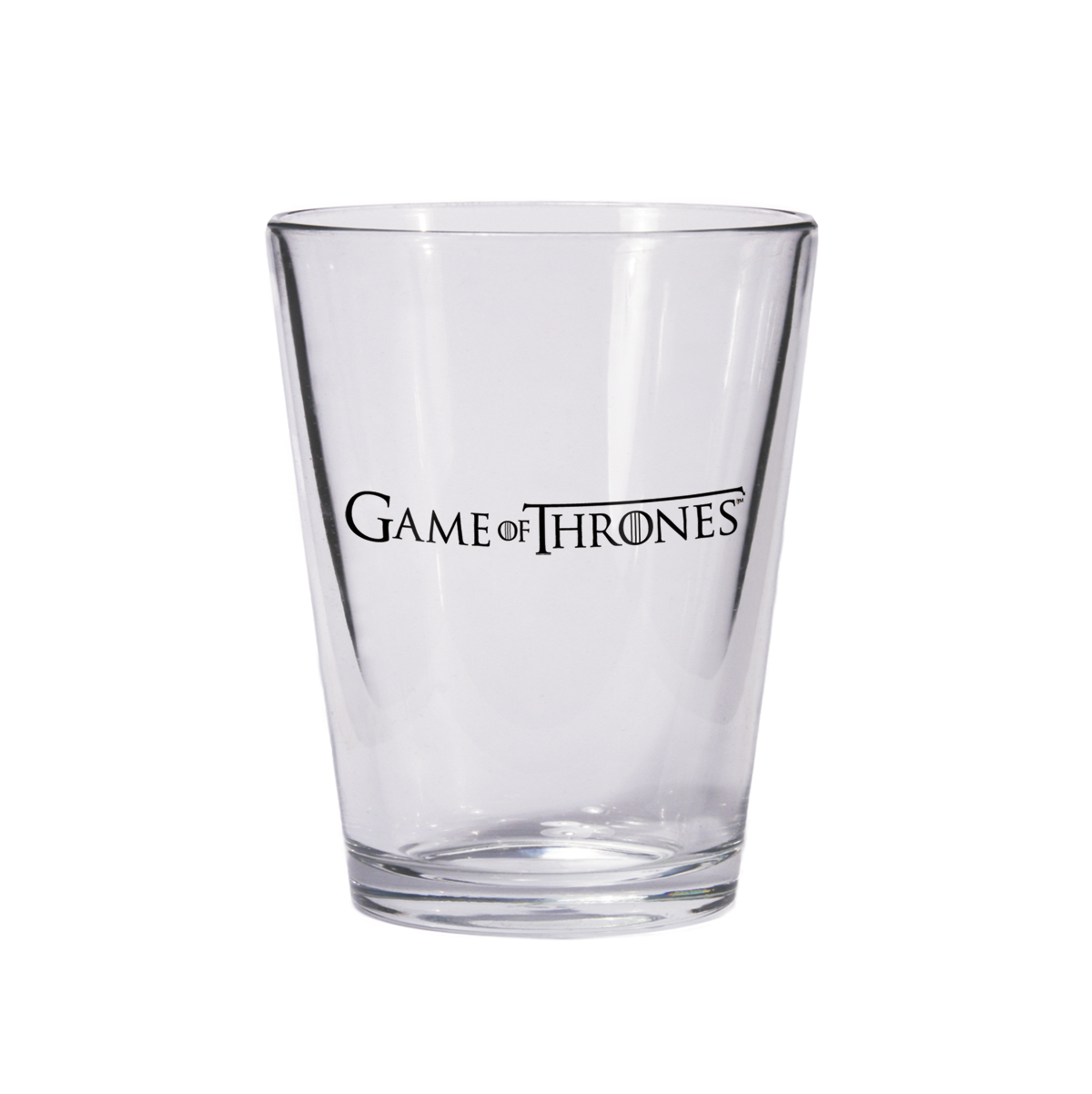 GAME OF THRONES SHOT GLASS GREYJOY SIGIL