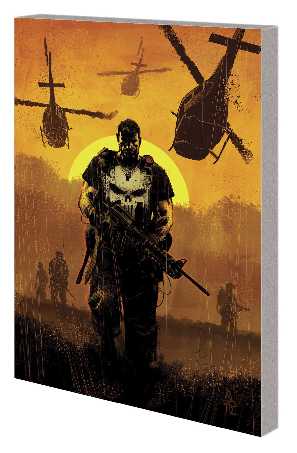 UNTOLD TALES OF PUNISHER MAX TP