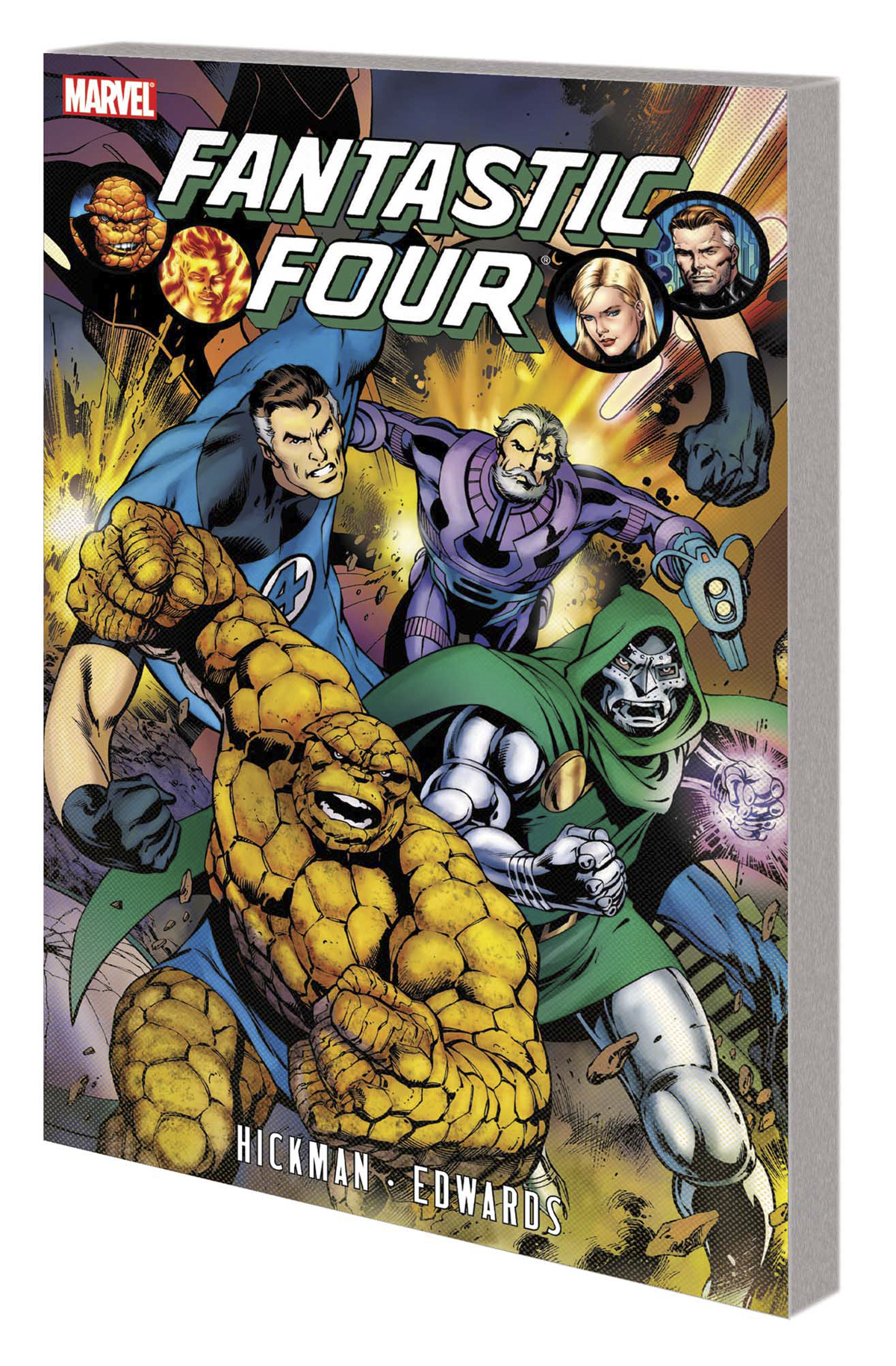 FF BY JONATHAN HICKMAN TP VOL 03