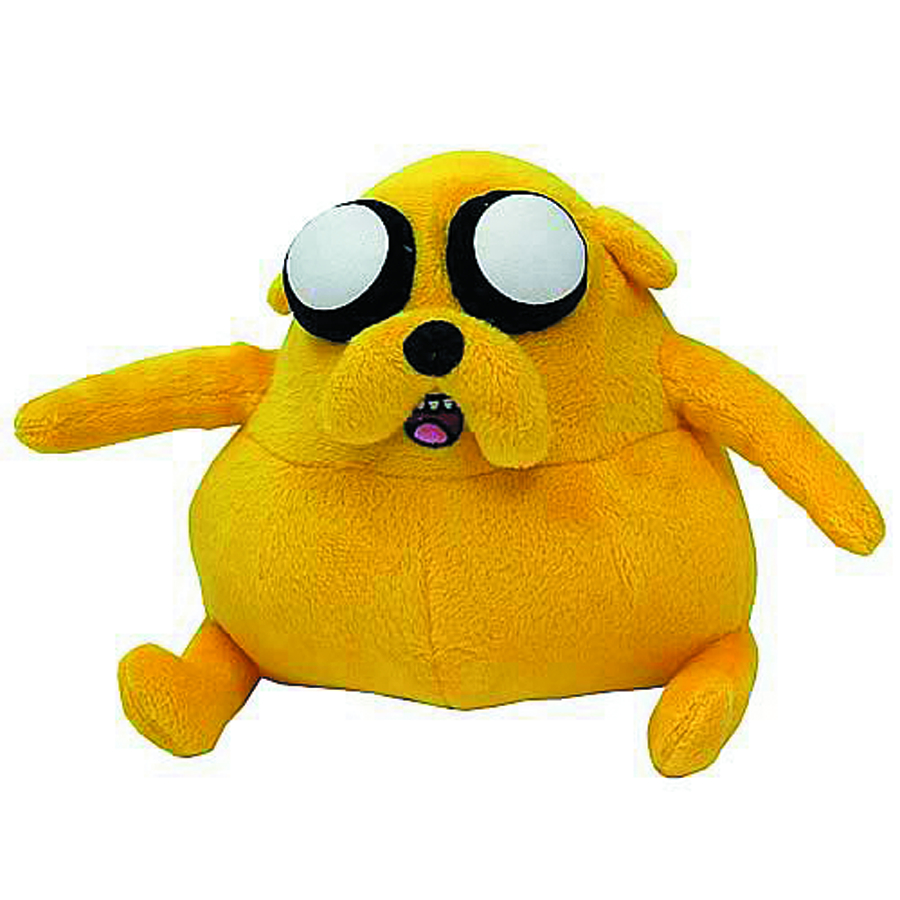 ADVENTURE TIME 7-IN FAT JAKE PLUSH