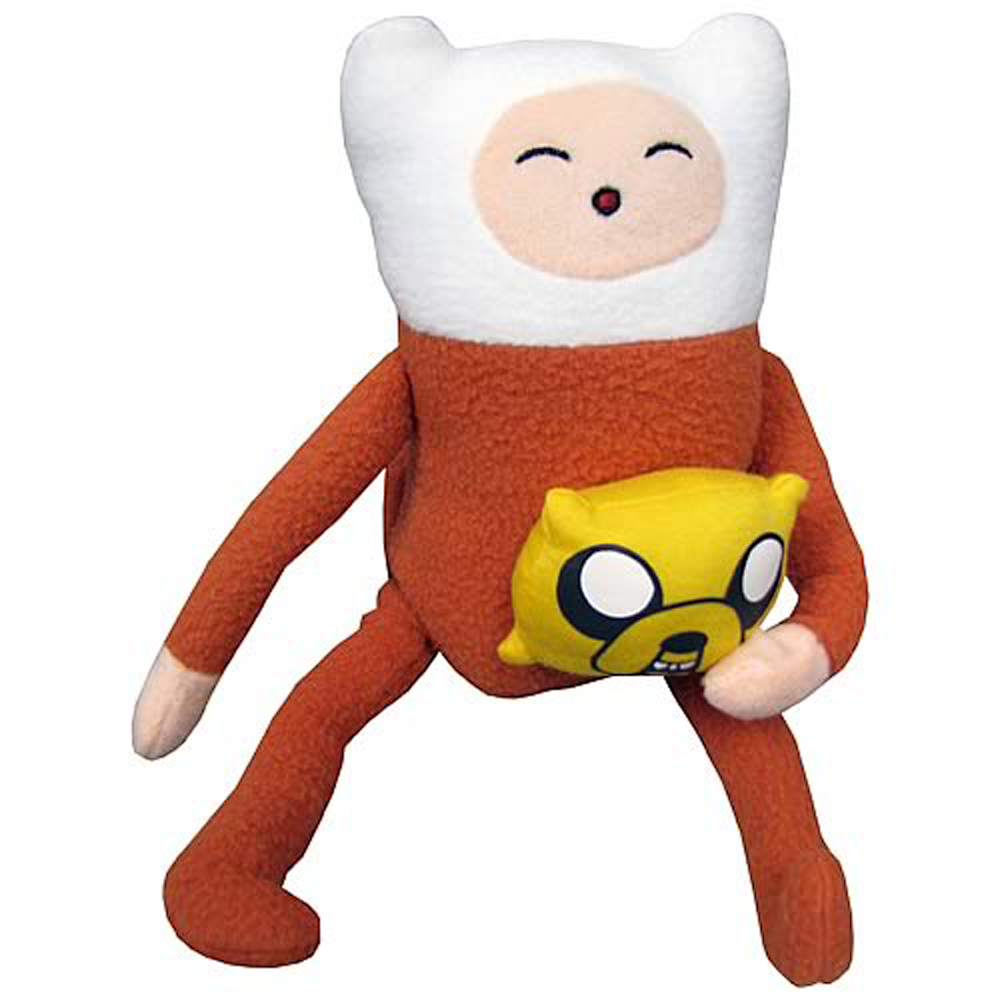 ADVENTURE TIME 7-IN FINN IN PAJAMAS PLUSH