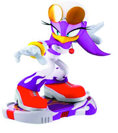 SONIC FREE RIDERS WAVE 3-IN AF