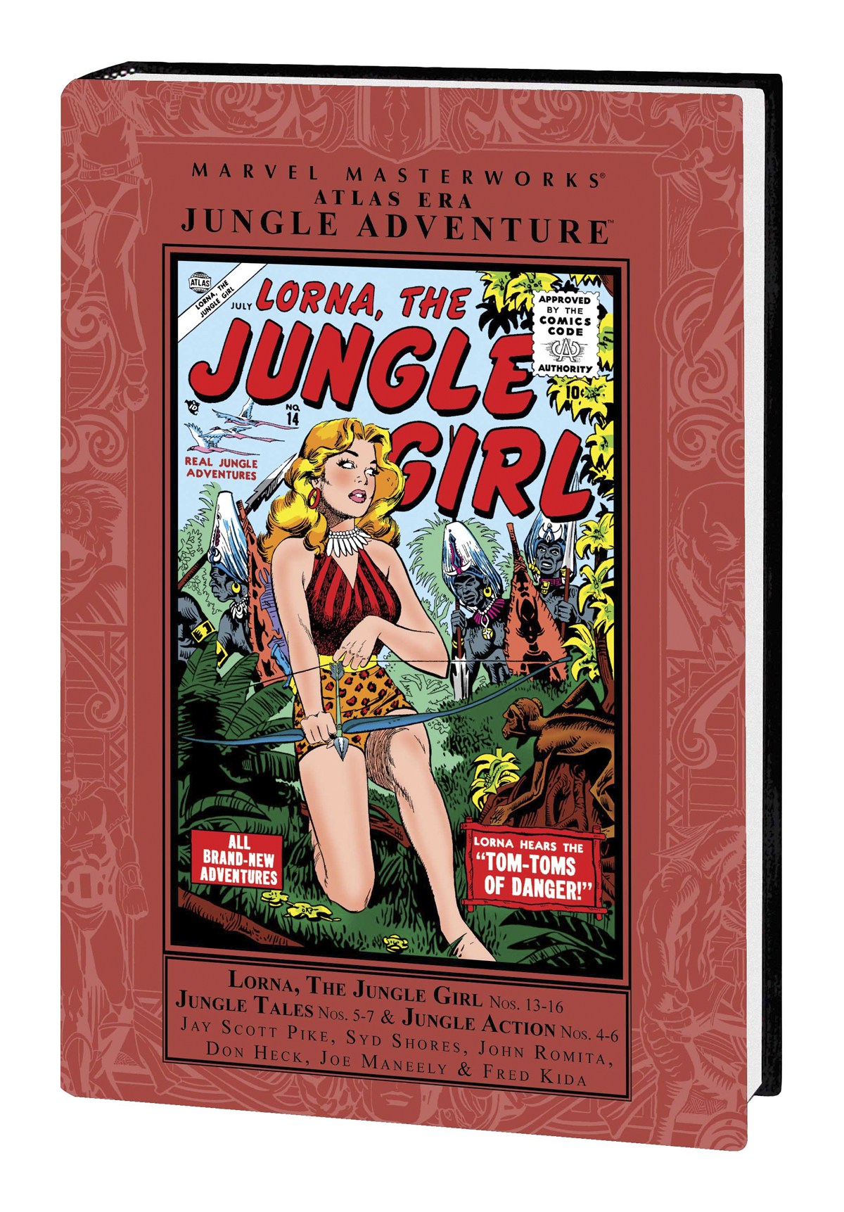 MMW ATLAS ERA JUNGLE ADVENTURE HC VOL 03