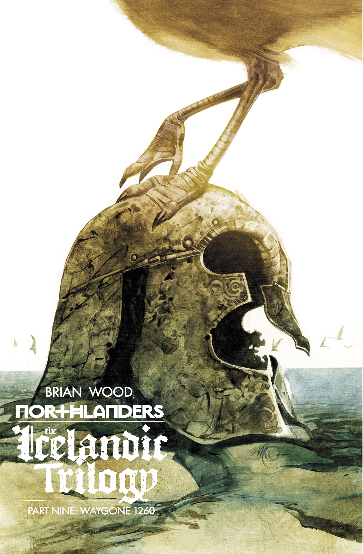 NORTHLANDERS TP VOL 07 THE ICELANDIC TRILOGY