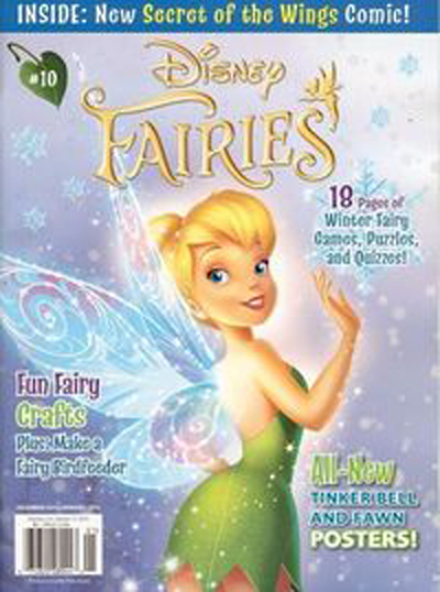 FAIRIES MAGAZINE #10