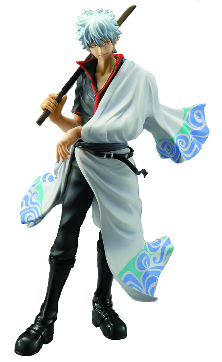 GINTAMA SAKATA GINTOKI GEM PVC FIG
