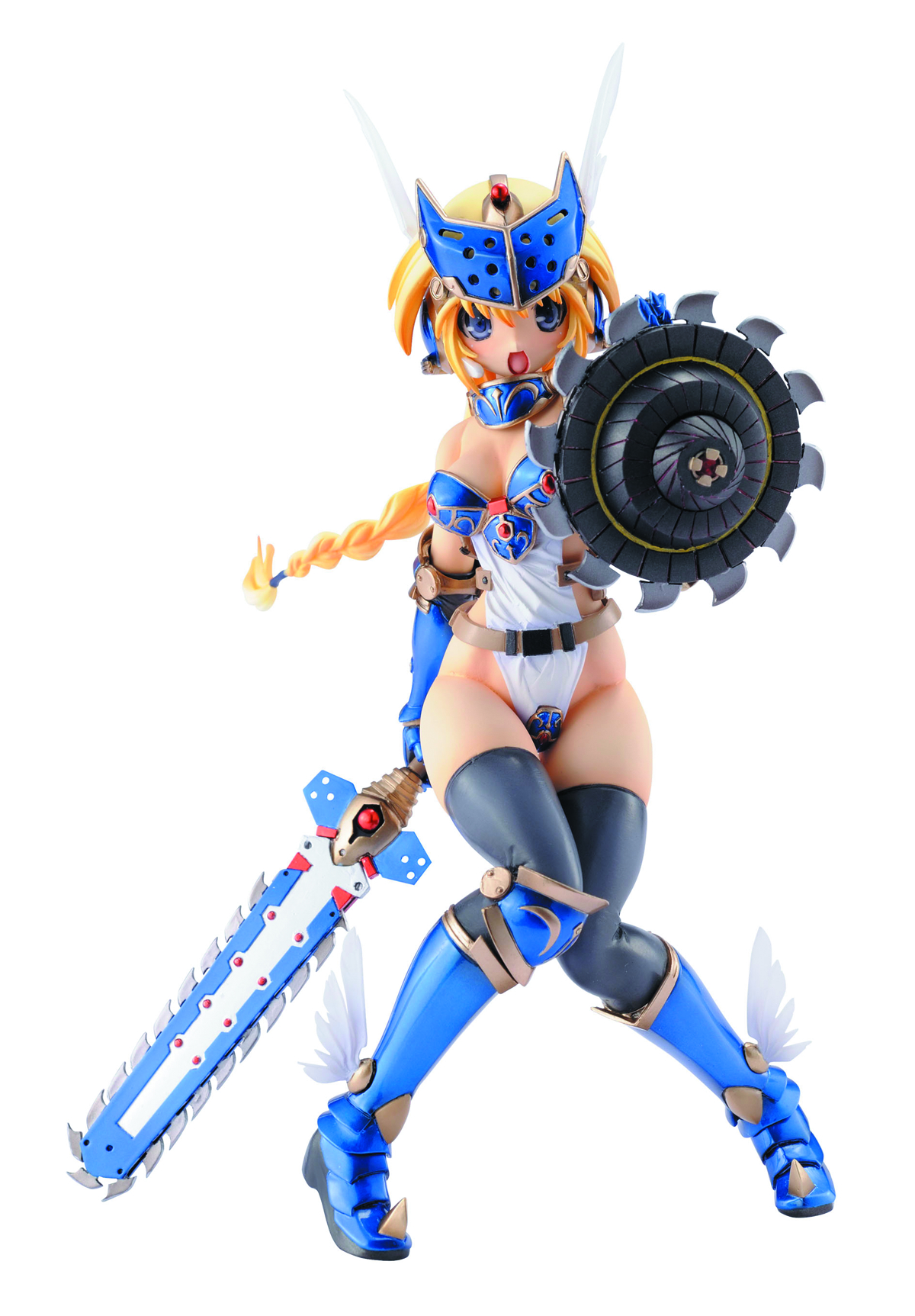 QUEENS BLADE REBELLION MIRIM EX MODEL PVC FIG
