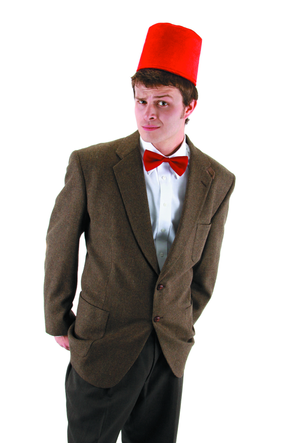 DOCTOR WHO FEZ AND BOWTIE KIT